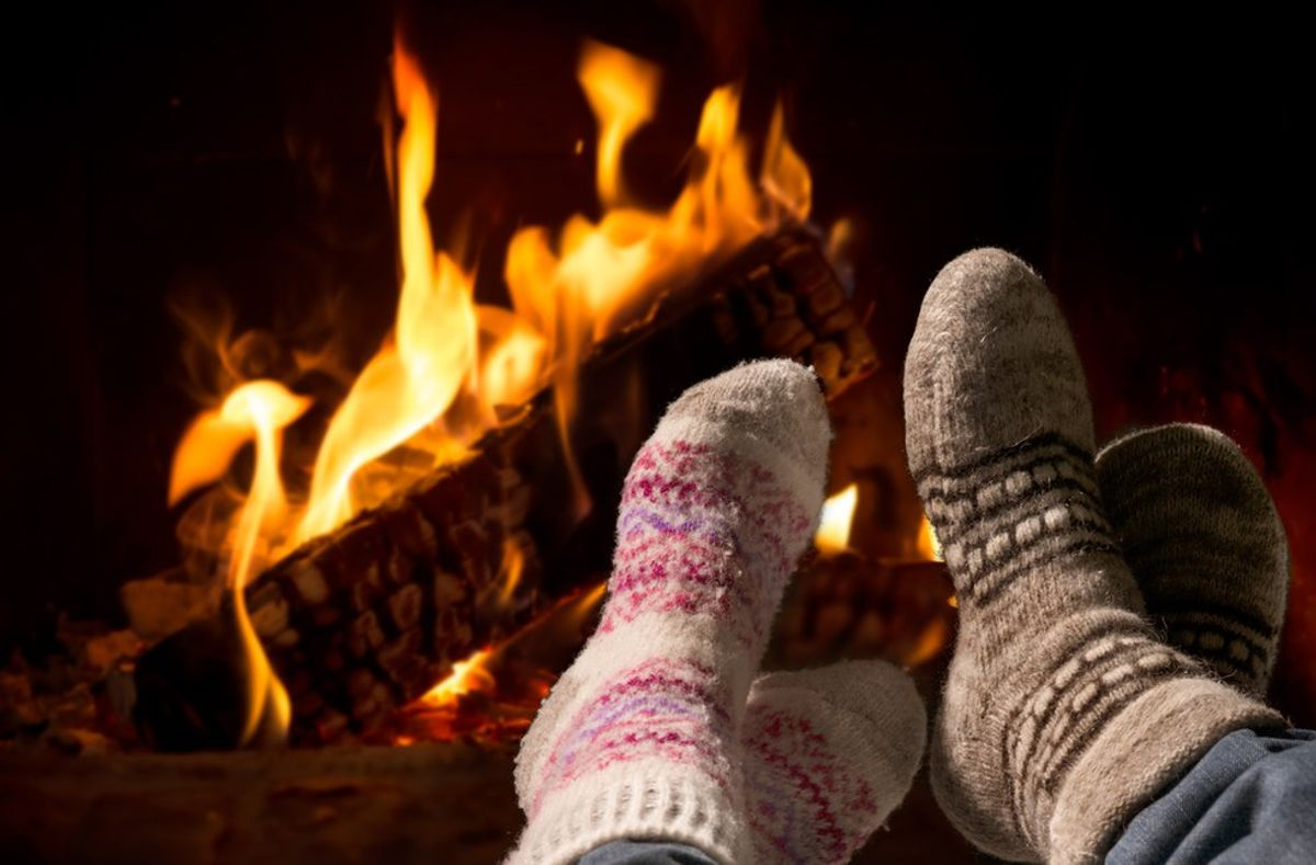 Things We Love When the Weather Gets Cold