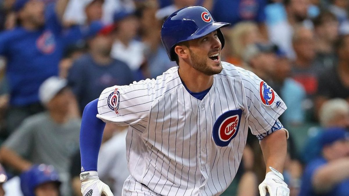 The Ten Phases Of A White Sox Fan Falling In Love With Kris Bryant