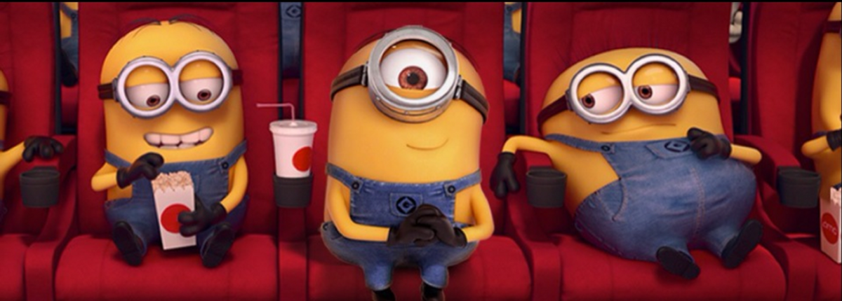 11 Types Of People You Watch Movies With