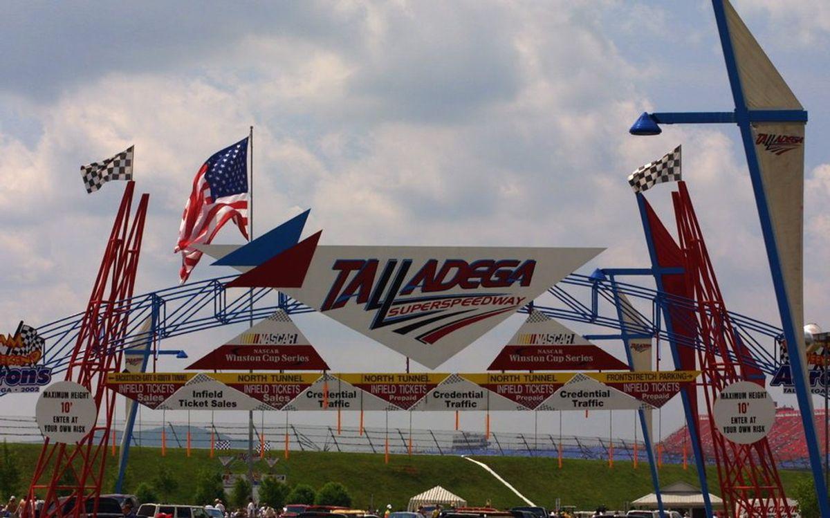 Talladega: Contender Round