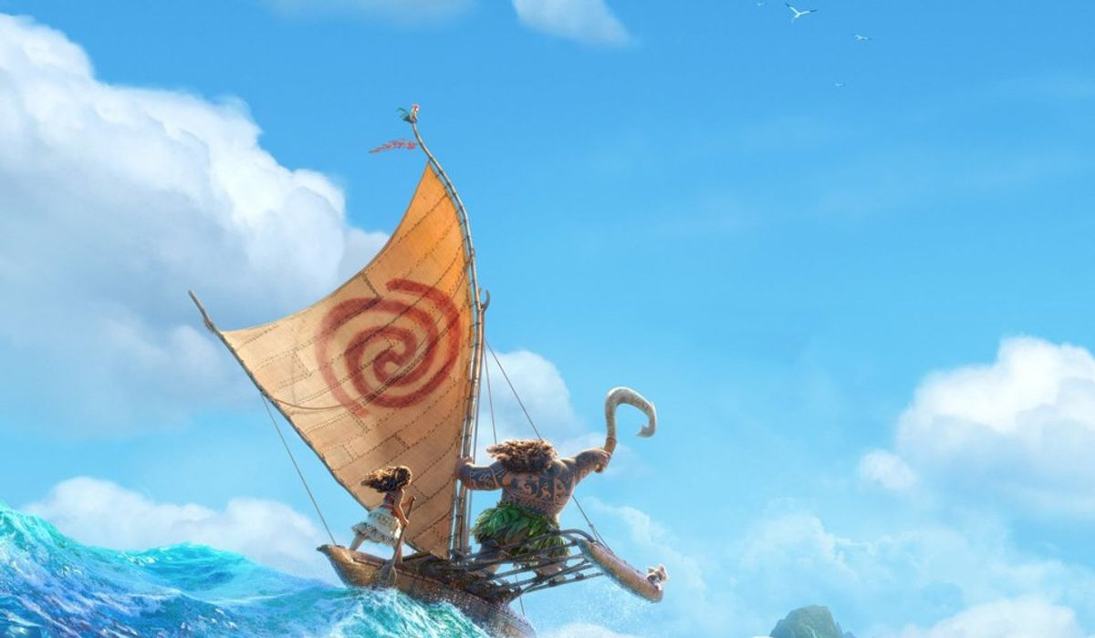 Why Moana Is Important