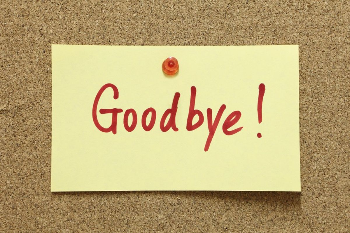 10 Things You Need to Say Goodbye to