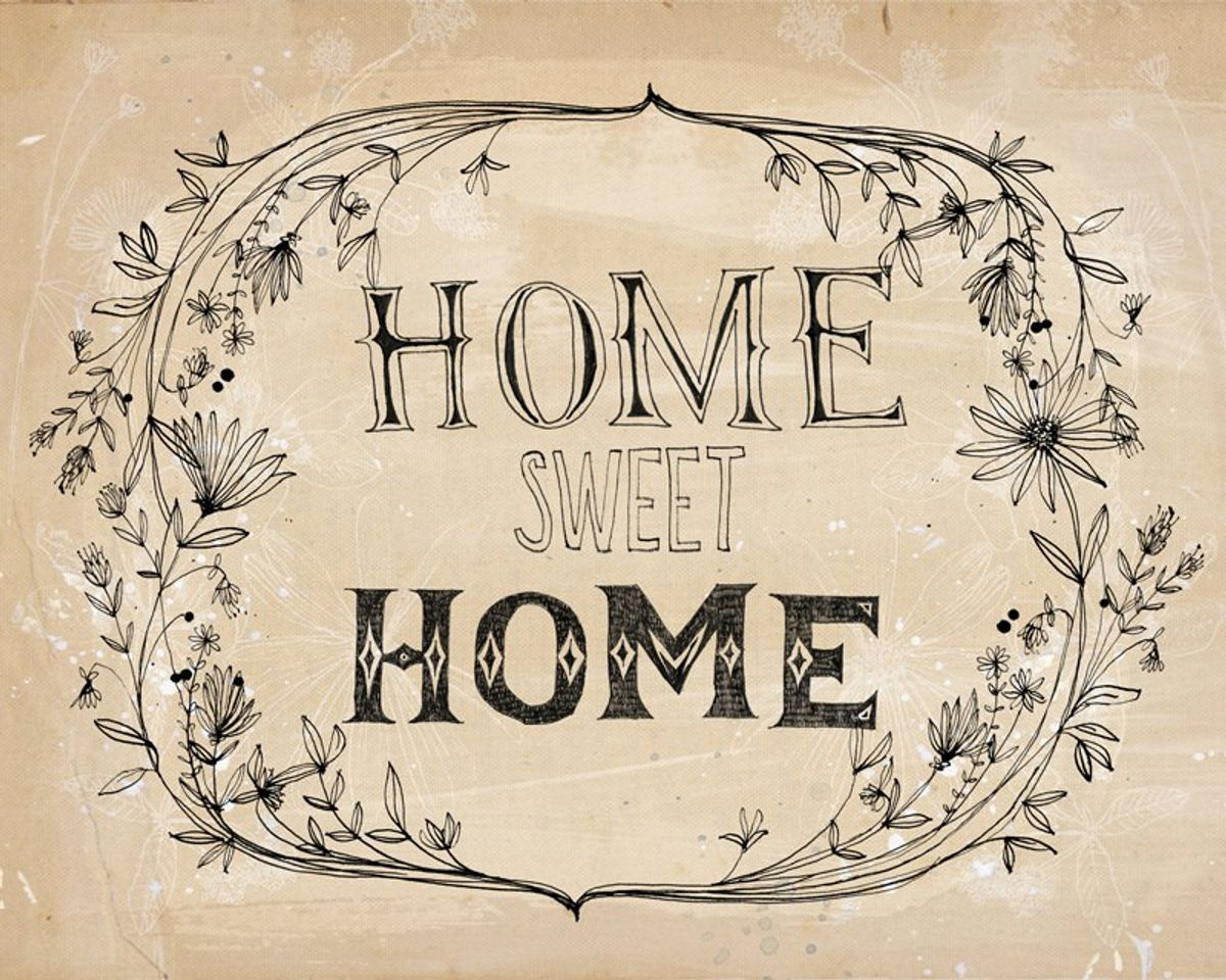 It's Ok To Be Homesick
