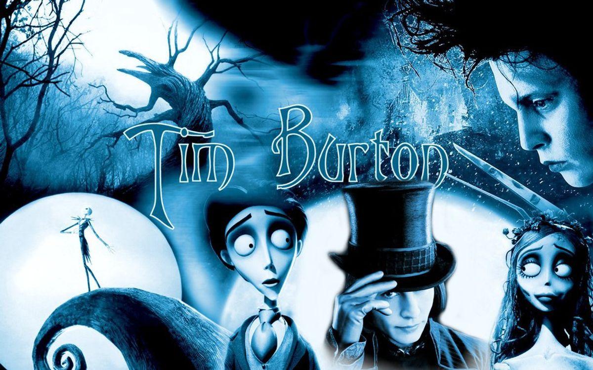 5 Tim Burton Films to Watch During Halloween