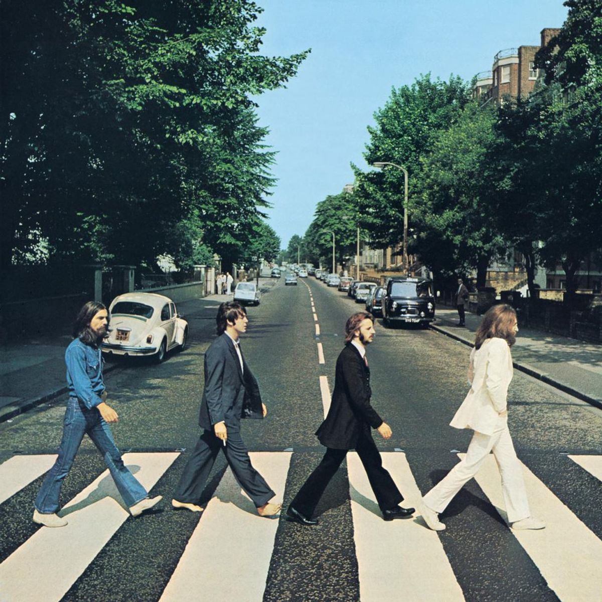 Ranking All 13 Beatles Albums