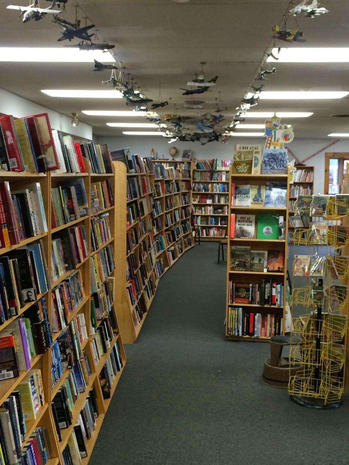 Appreciate Your Local Bookstore