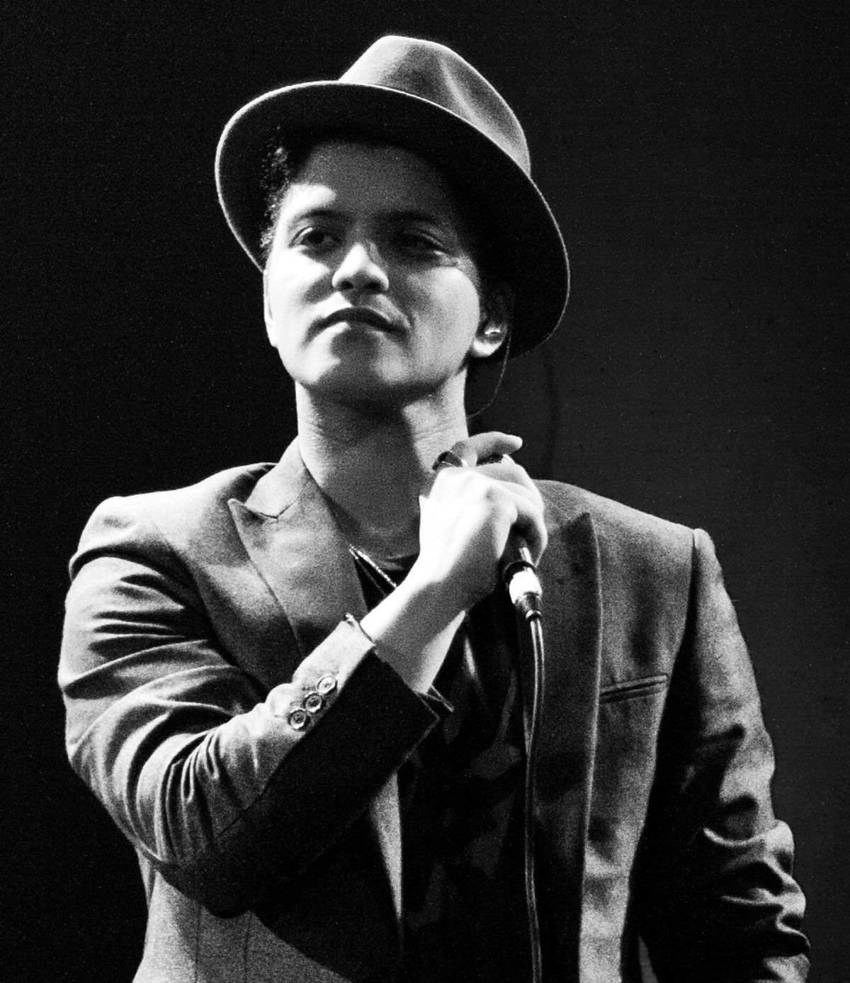 Bruno Mars' New Song Is More Sexual Than You Think