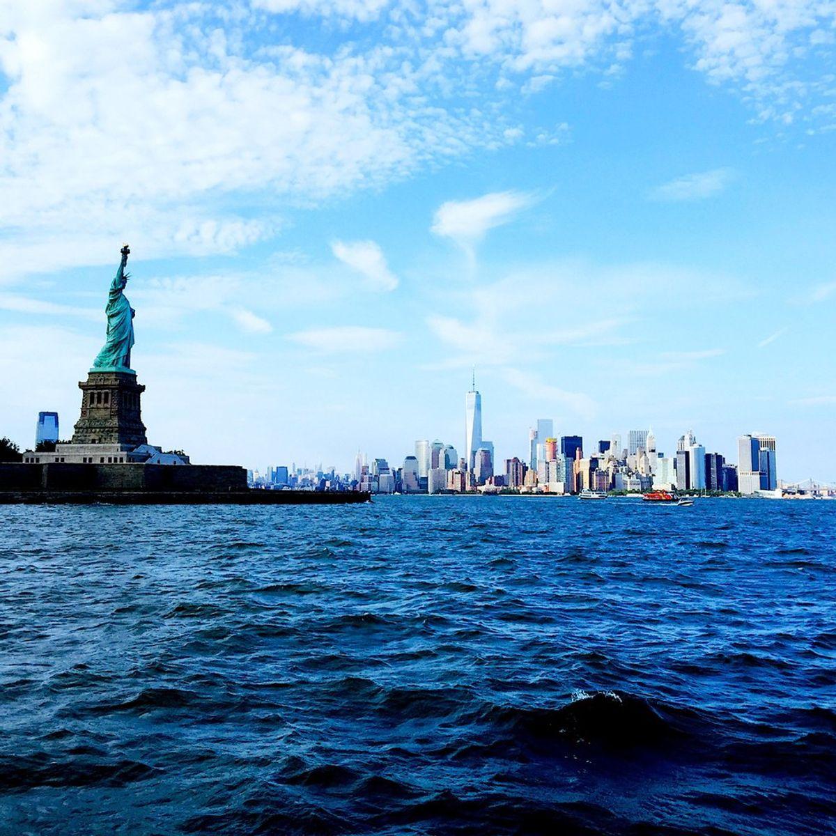 8 Reasons Why I Love New York City