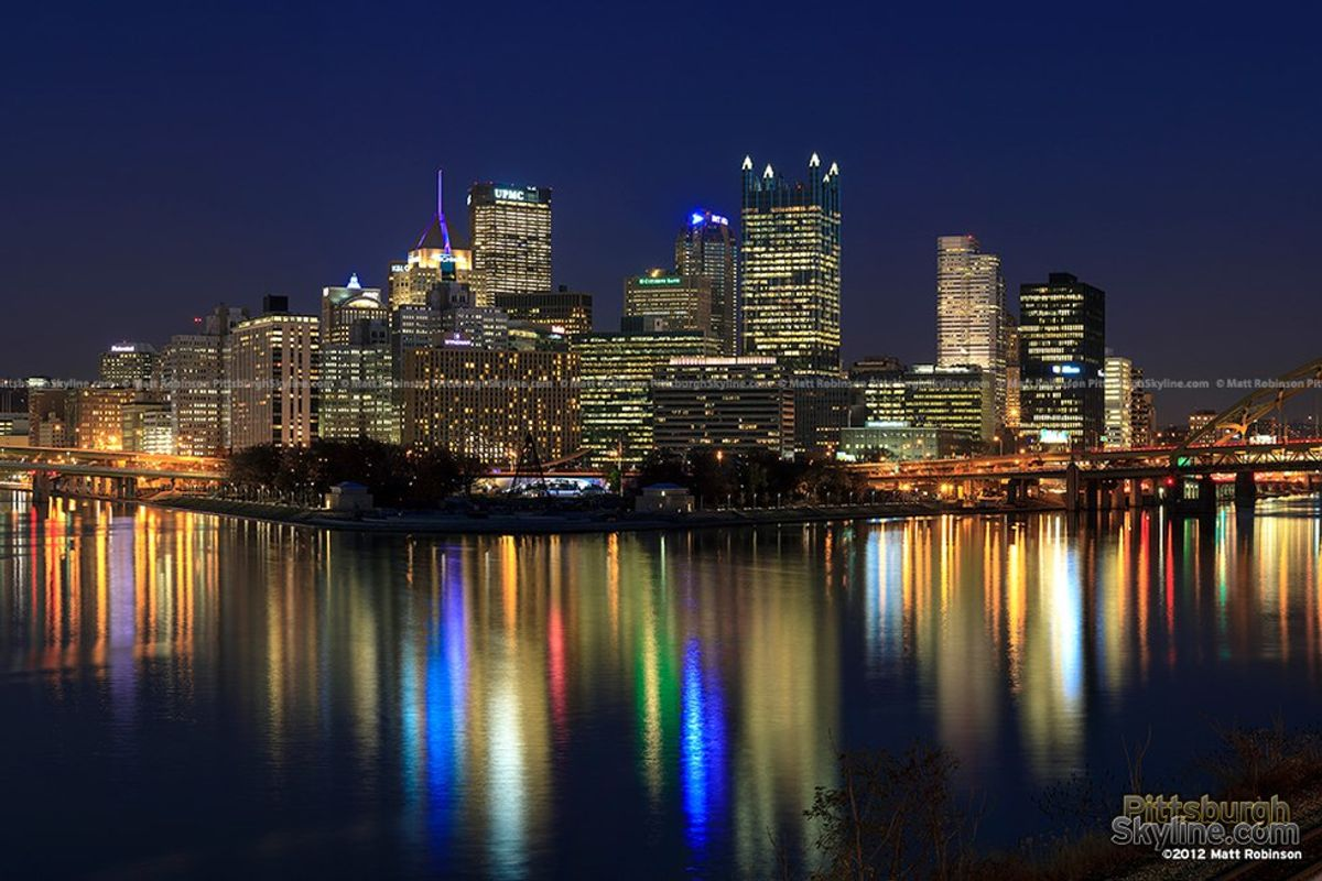 Why Pittsburgh Is The Best Place To Go To College
