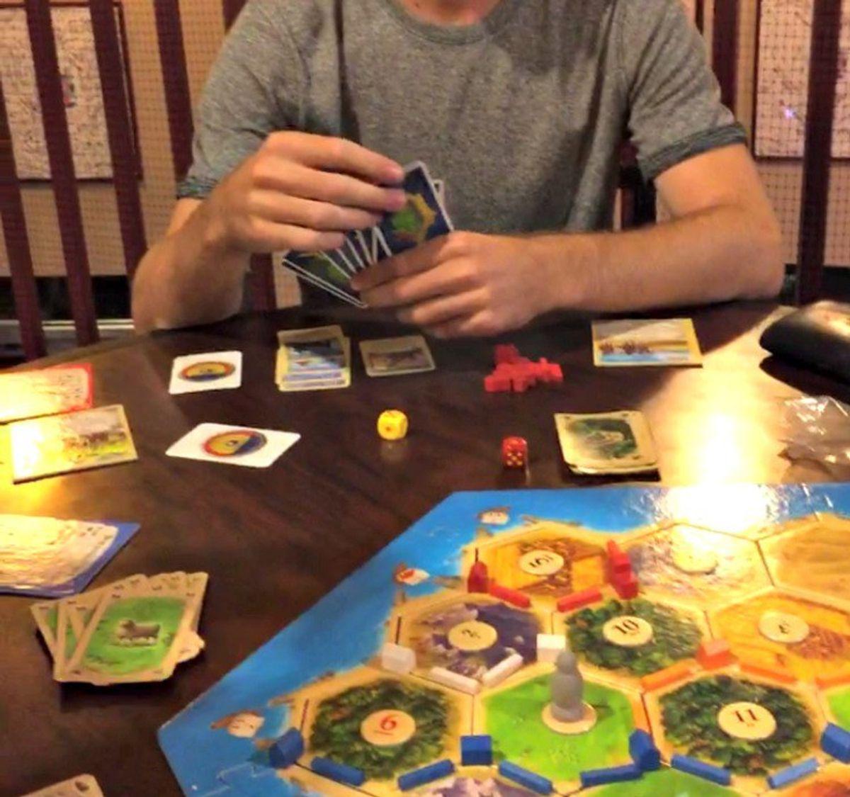 Board Games: The Trendiest Surprise Of 2016