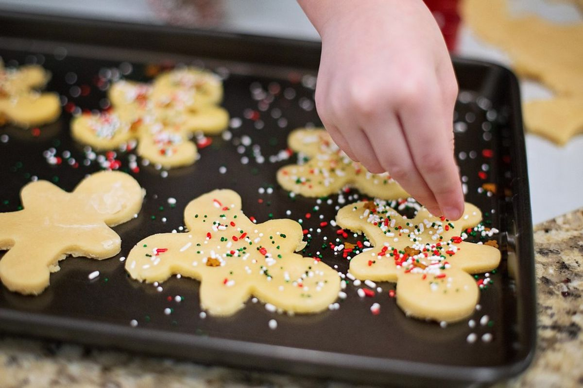 My Top 5 Holiday Desserts