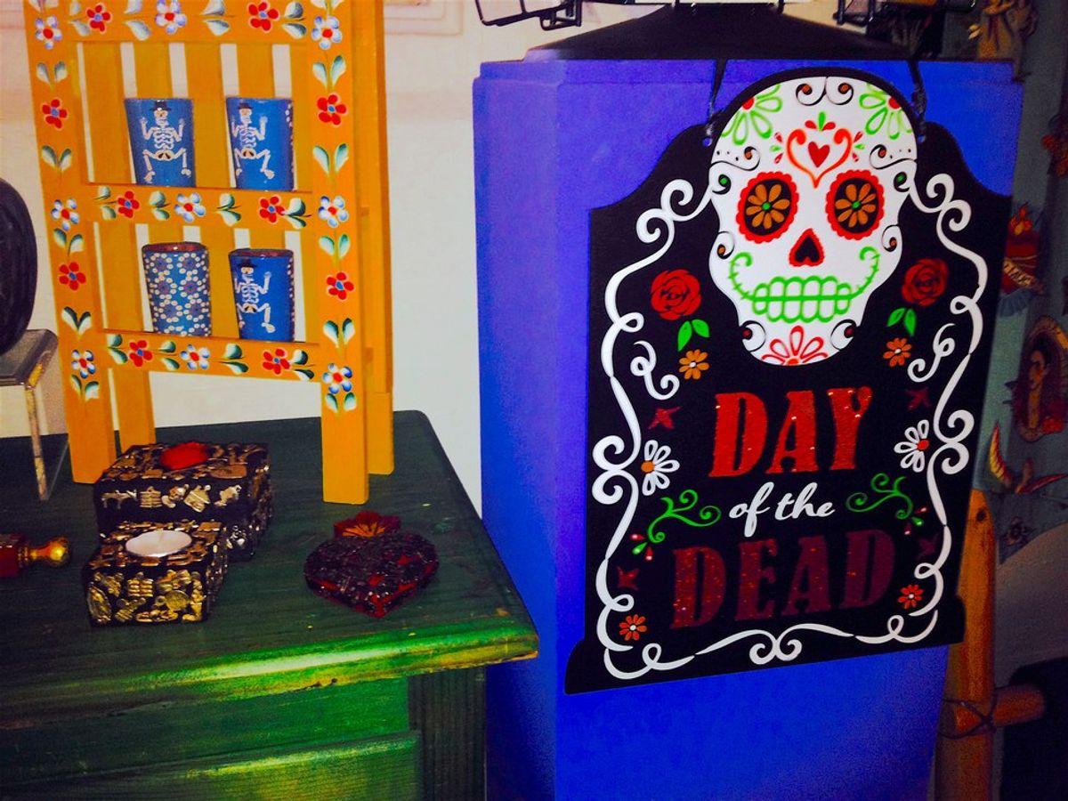 Dia de los Muertos - So Much More Than Just Sugar Skulls