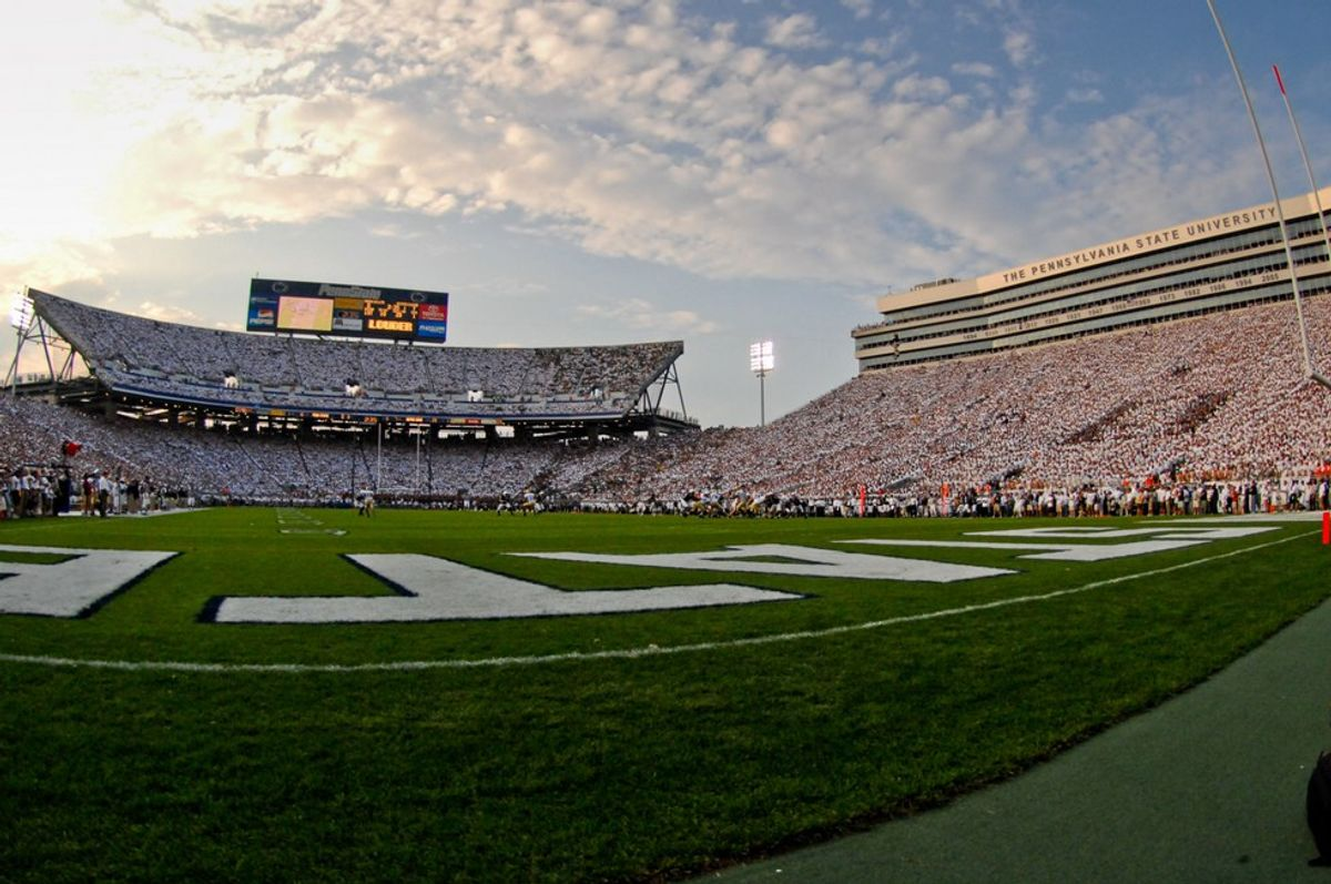 It's A Great Time To Be A Nittany Lion