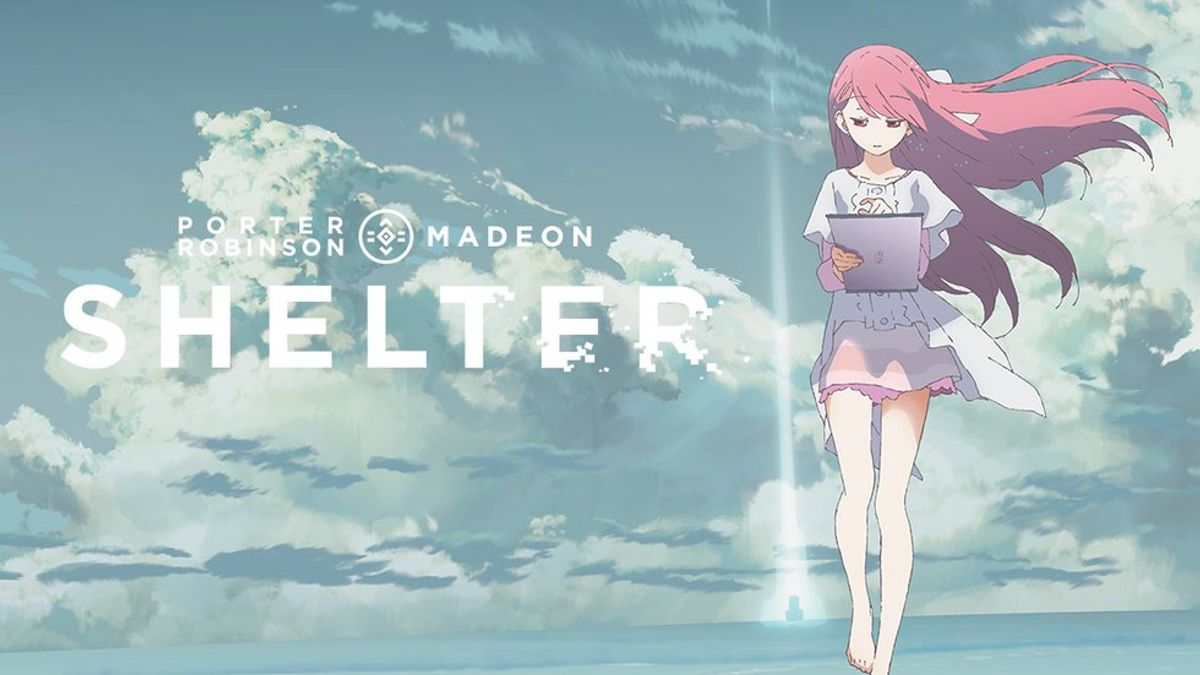"The Inspiration Debuting In Porter Robinson's ""Shelter"""