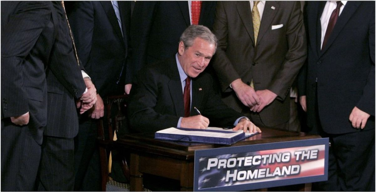 15 Years Later: The Patriot Act