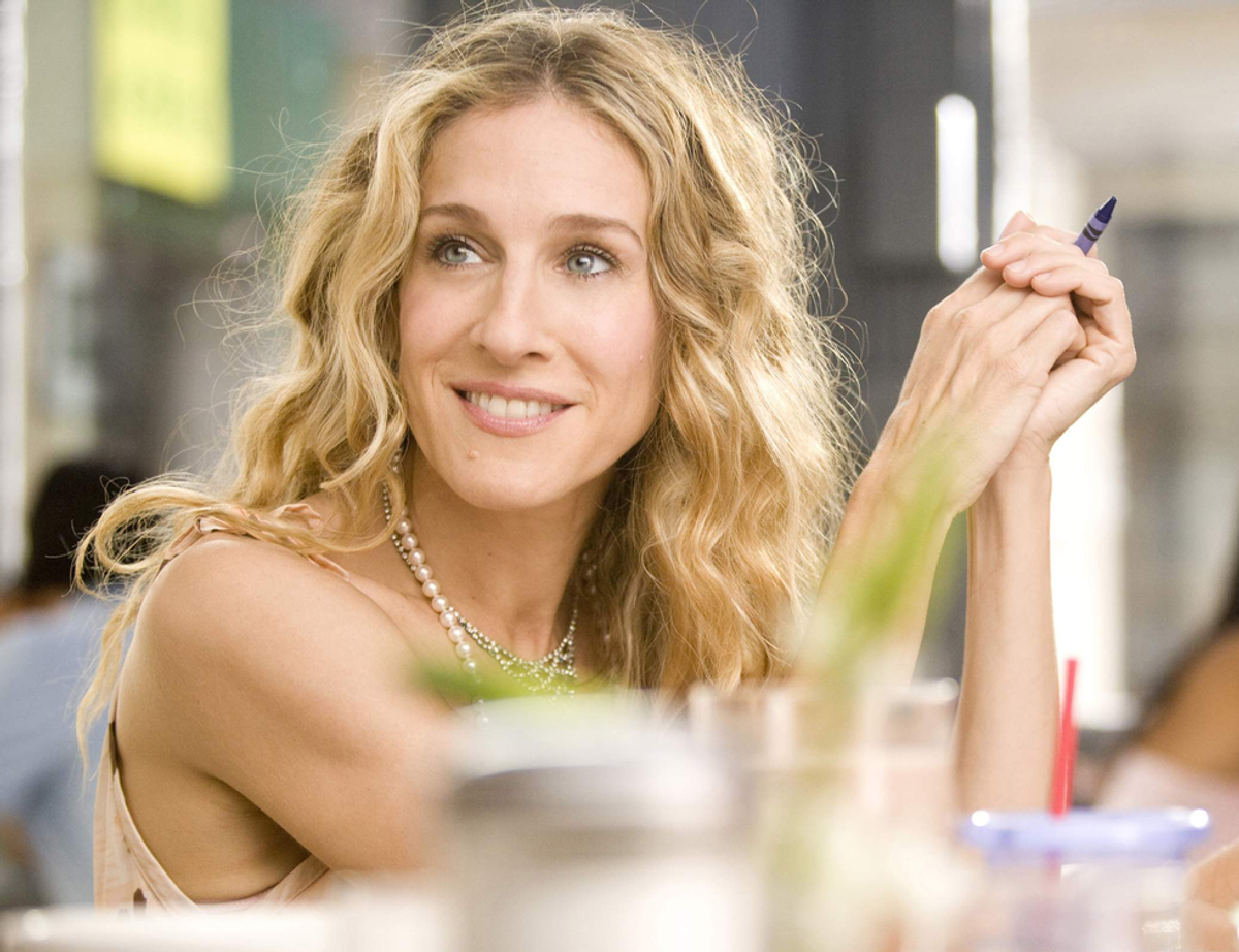 10 Fashion Tips Told By Carrie Bradshaw