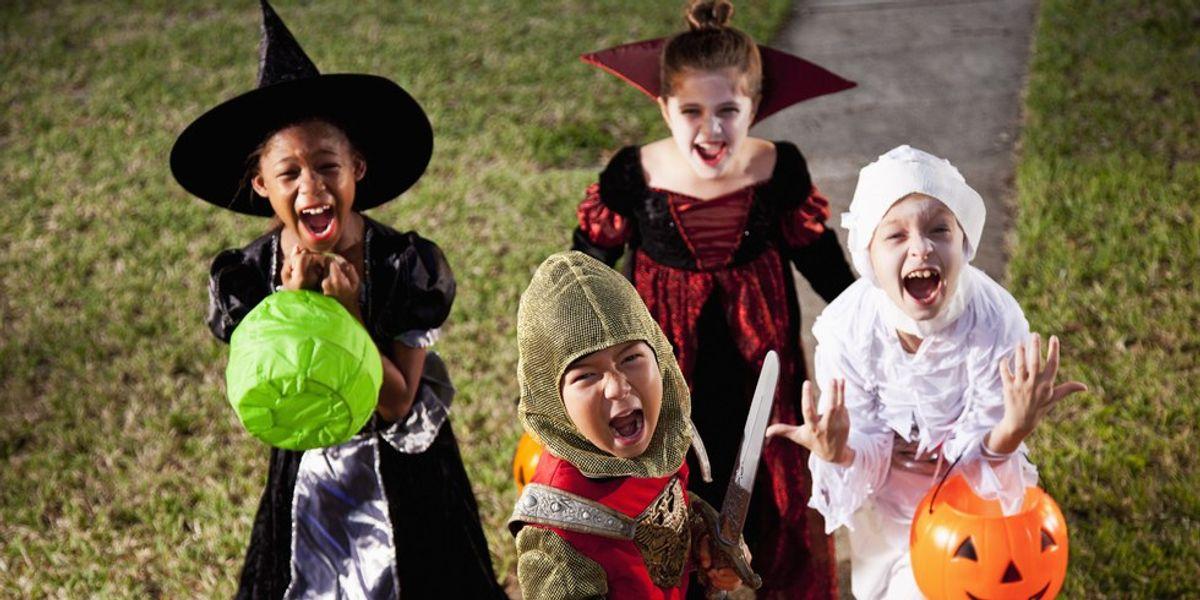Halloween Movies We Loved Growing Up