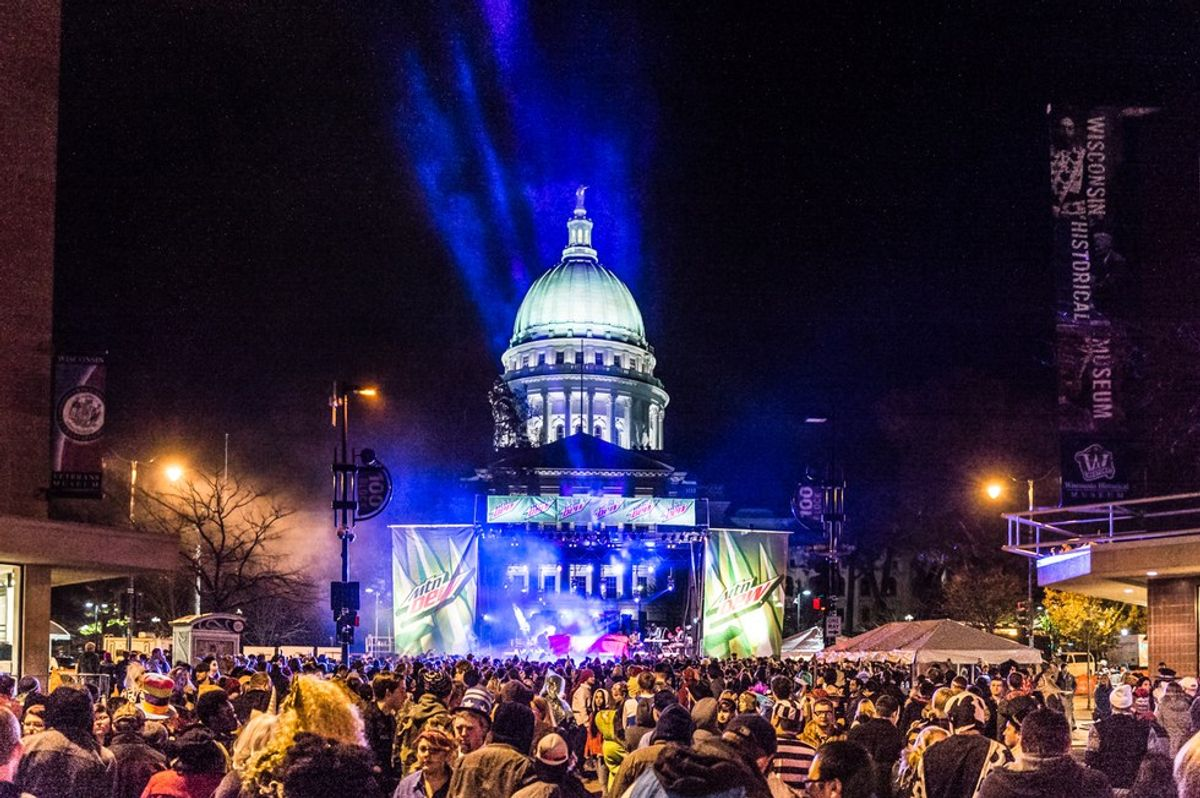5 Reasons To Spend Hallo-Weekend In Madison, Wisconsin