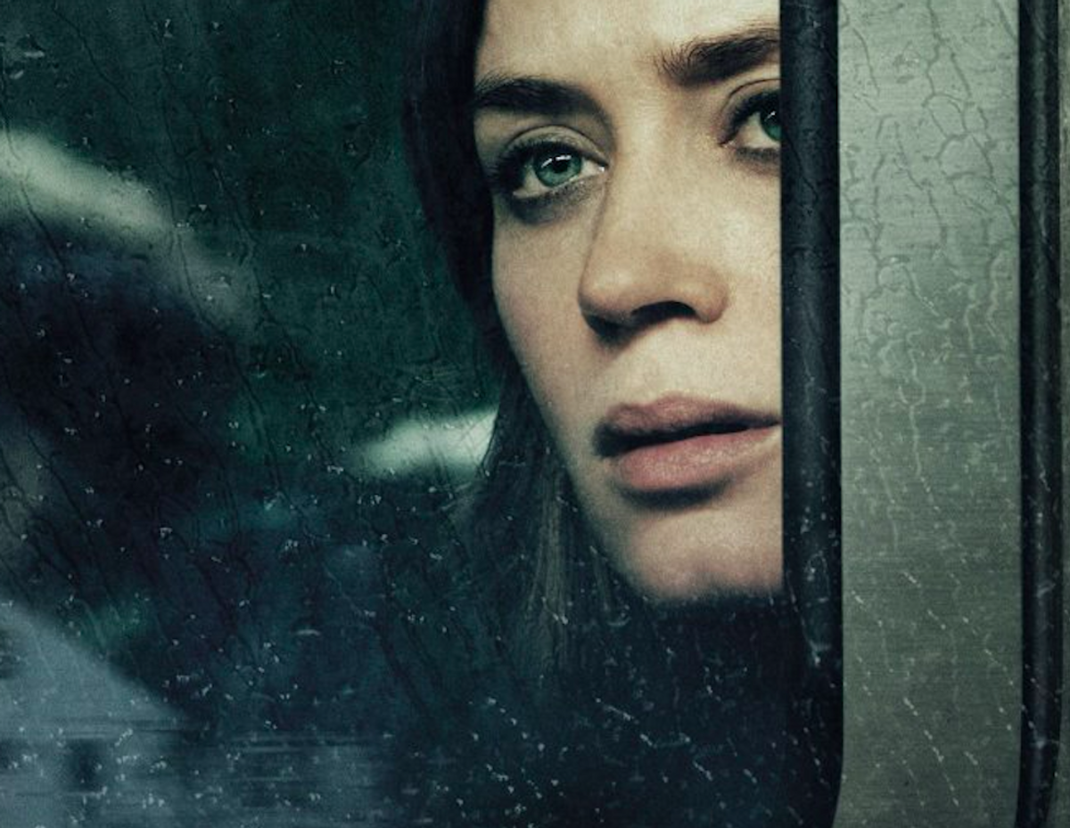 """""""The Girl on the Train"""" Review"""