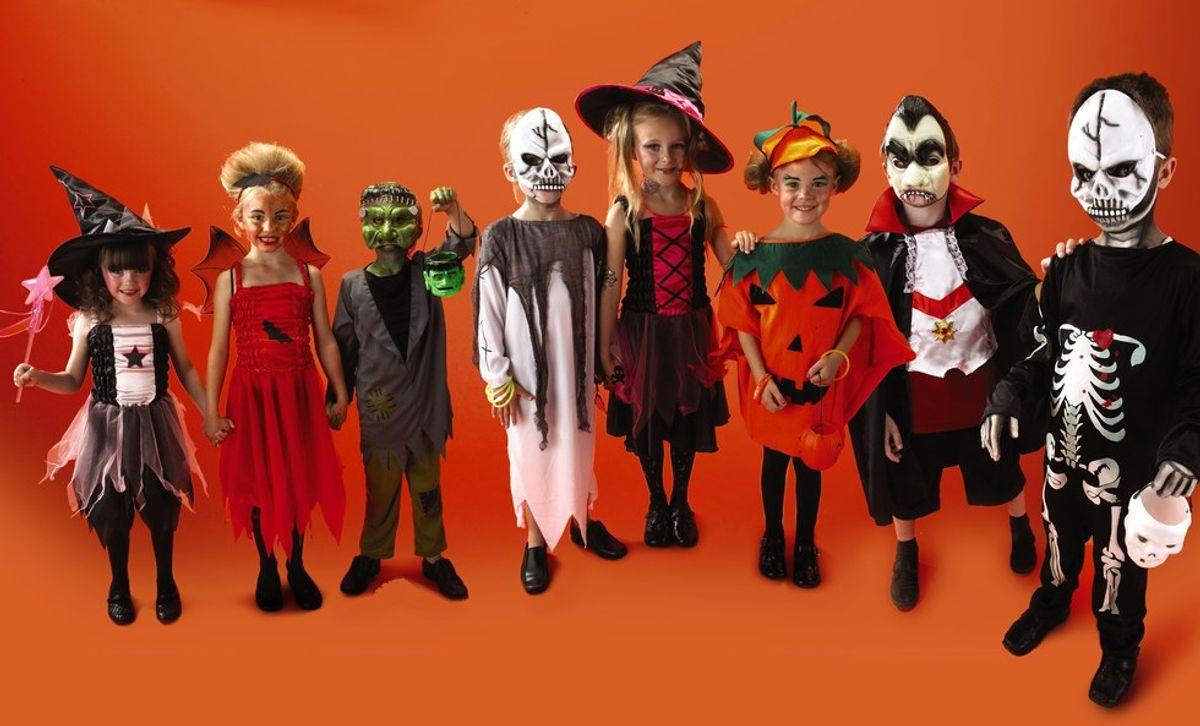 2016 Top 25 DIY Halloween Costumes