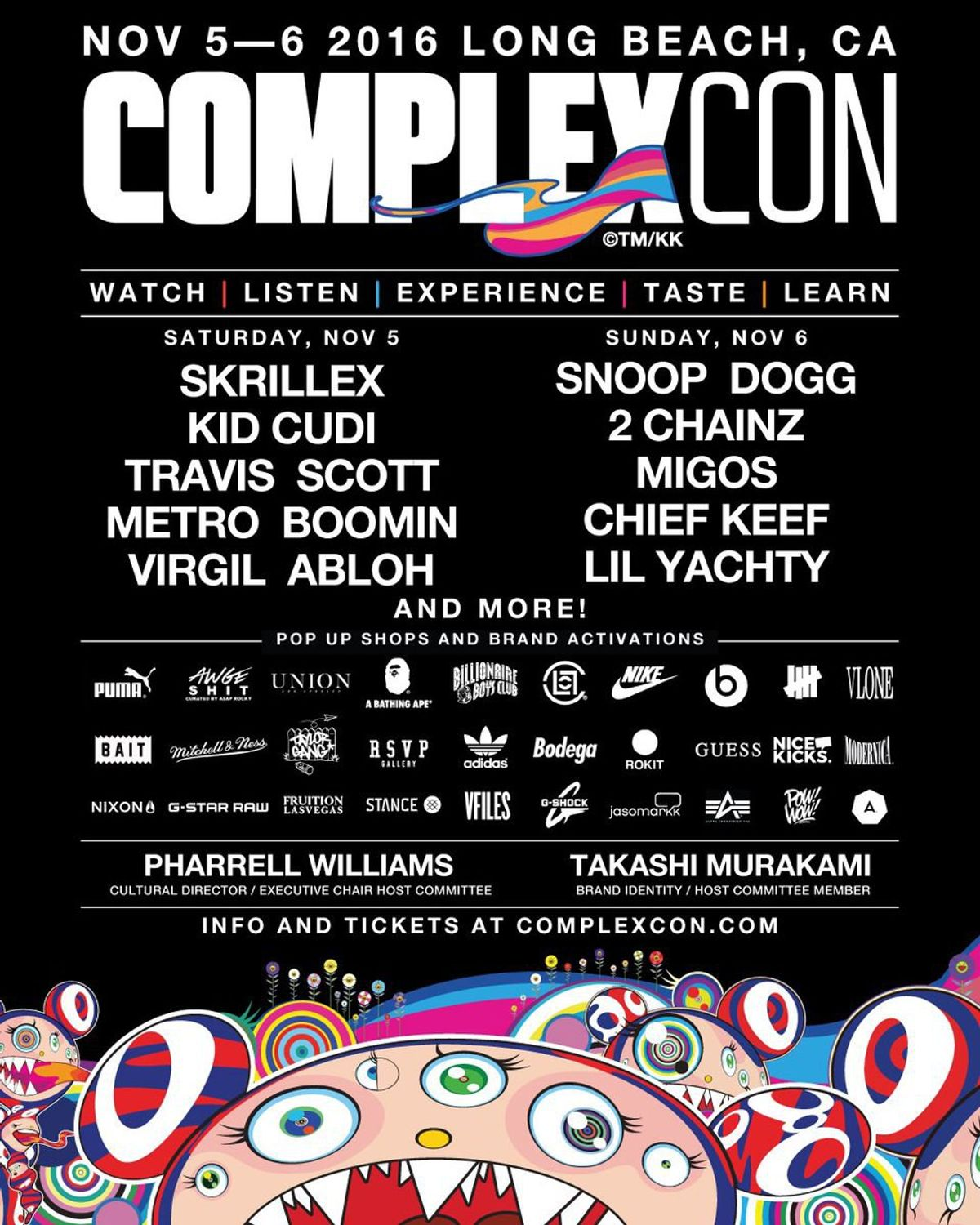 ComplexCon: A Paradise of Culture