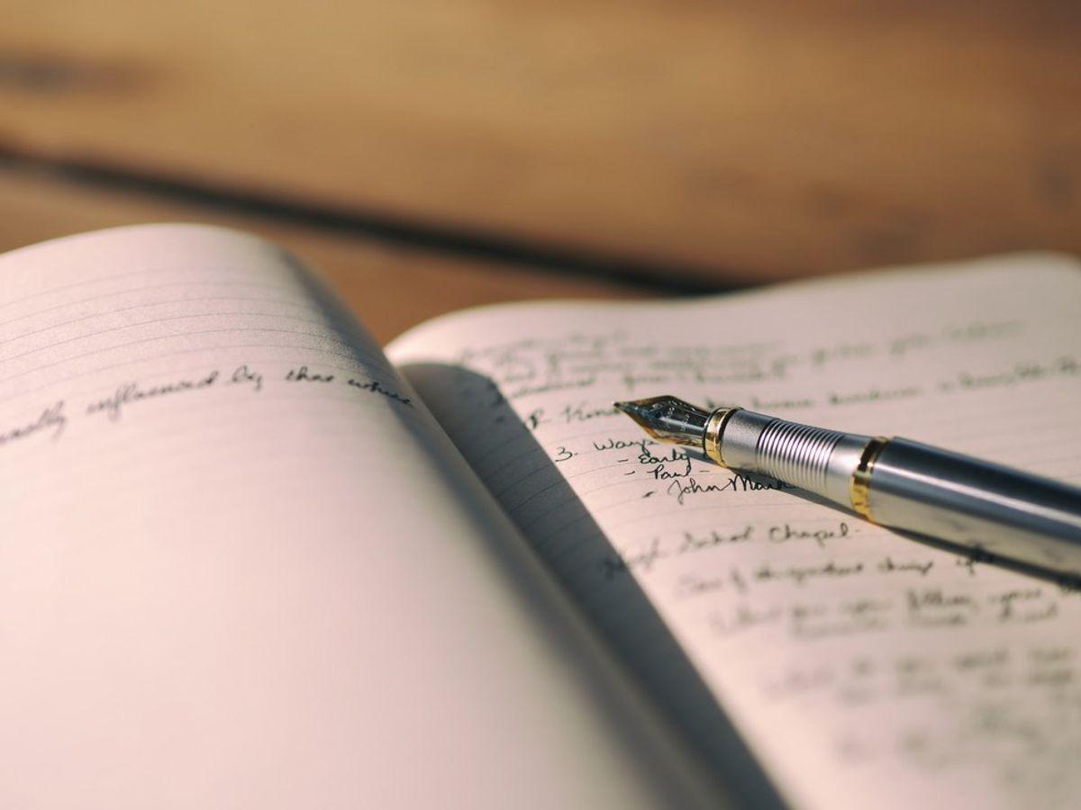 Writing is My Getaway