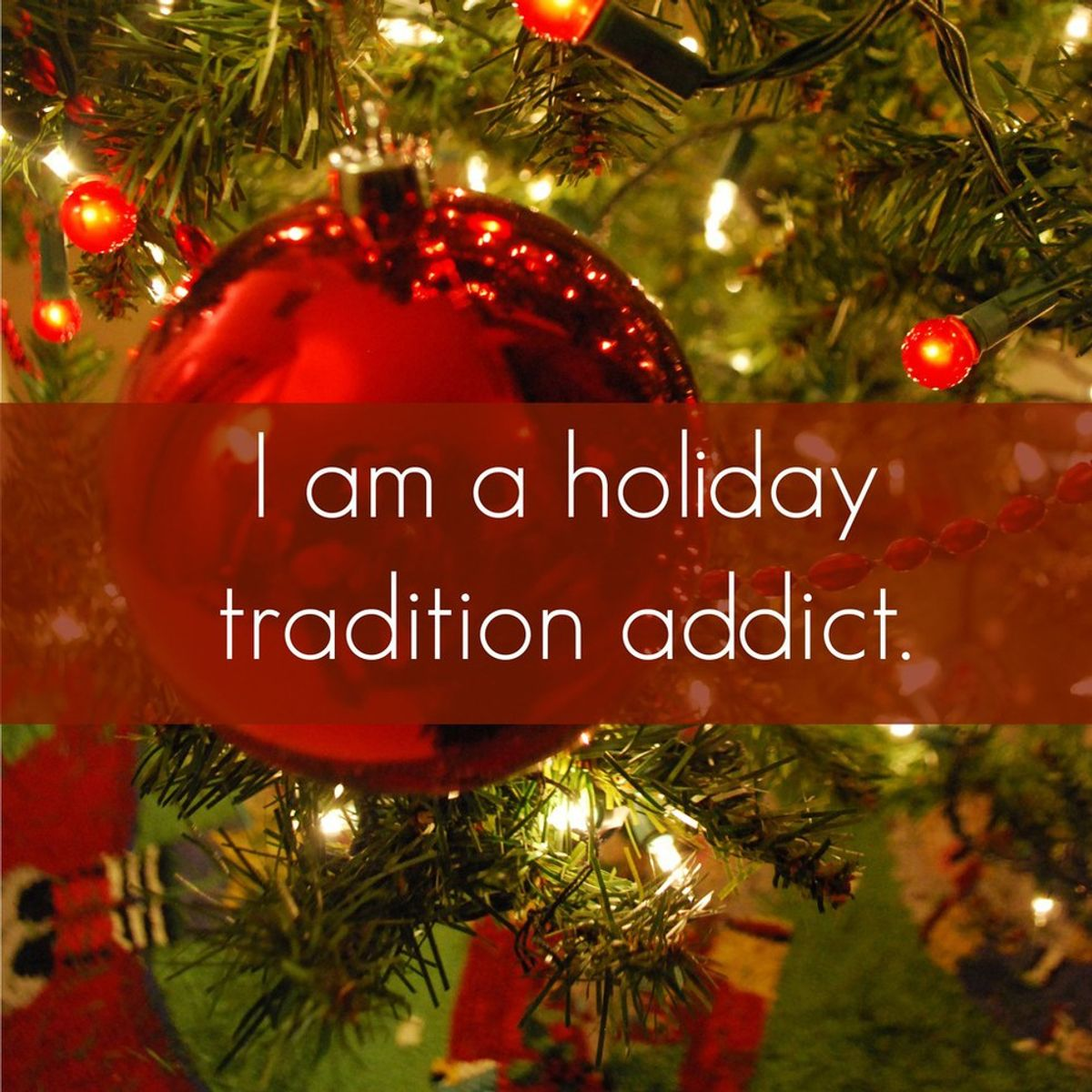 Merry and Many Holiday Traditions
