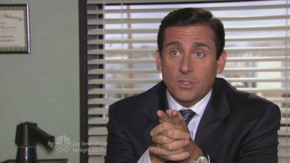 The Stages of the Semester: As Told by Michael Scott