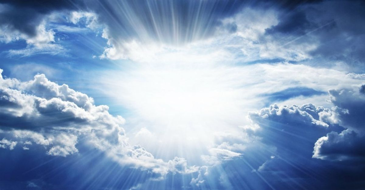 What It's Like To Live Without Someone Who's In Heaven