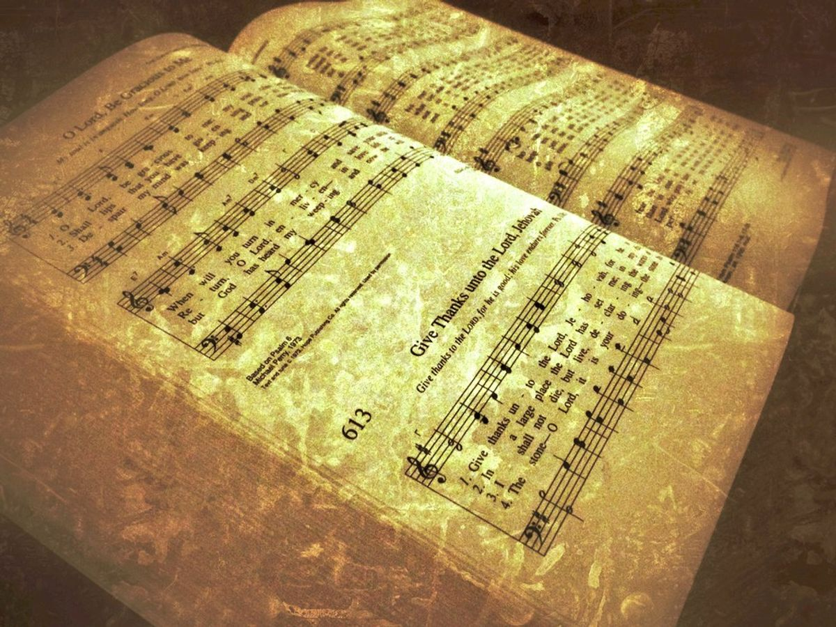 Hymns And Modern Worship Music In The Church