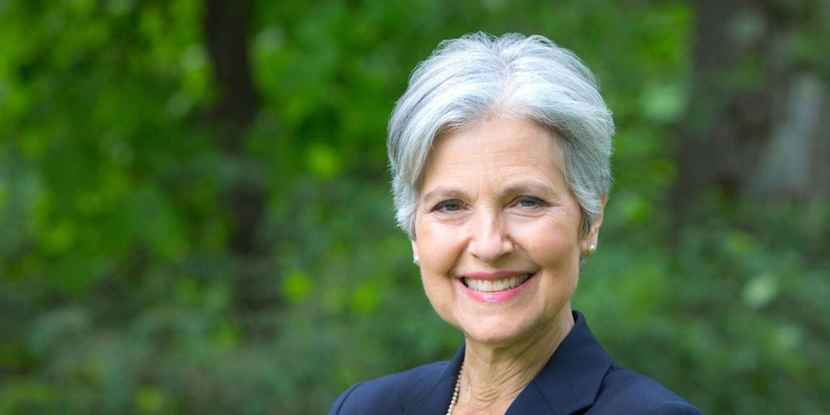 "Jill Stein Takes Huge Campaign Hit Due to False ""Anti-Vaxxer"" Claim"