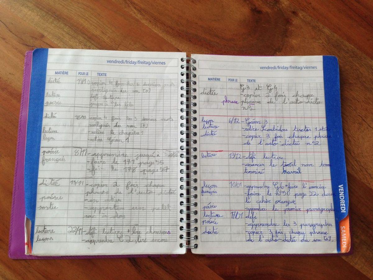 Scheduling Struggle