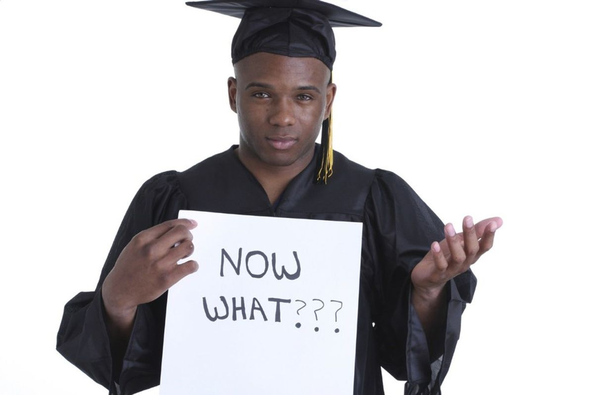 Things I Am Afraid Of After I Graduate College
