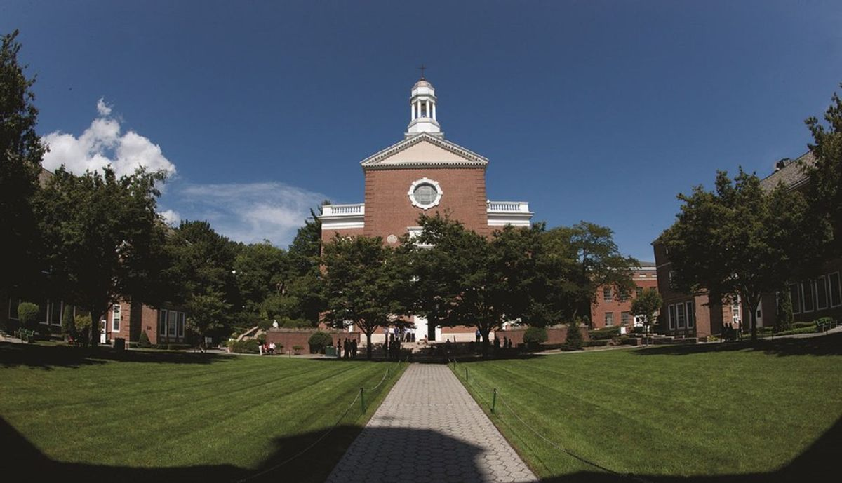 Confessions From A Small, Private University Attendee