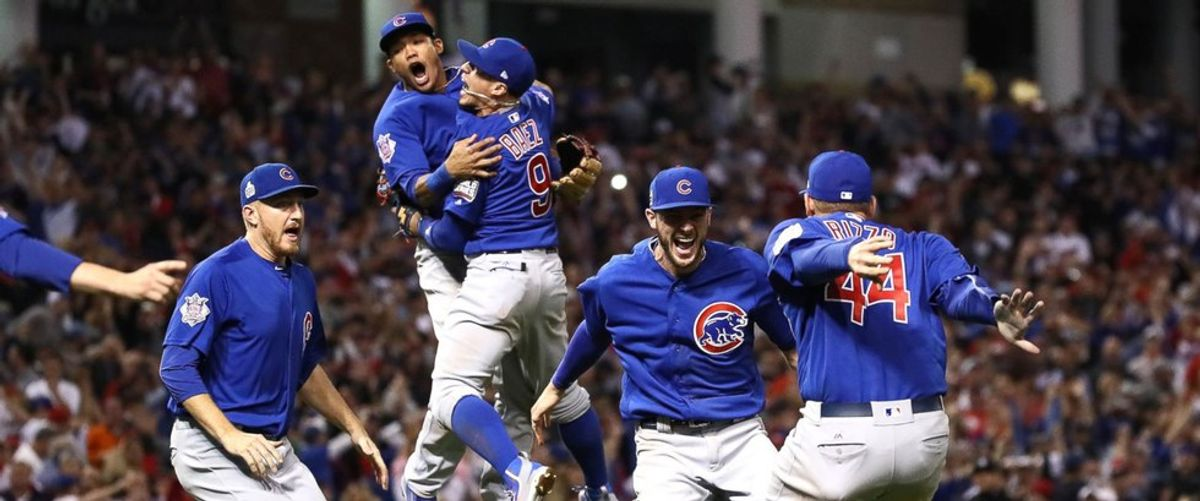 An End to the Cub Curse: Literally The Best Thing Since Sliced Bread