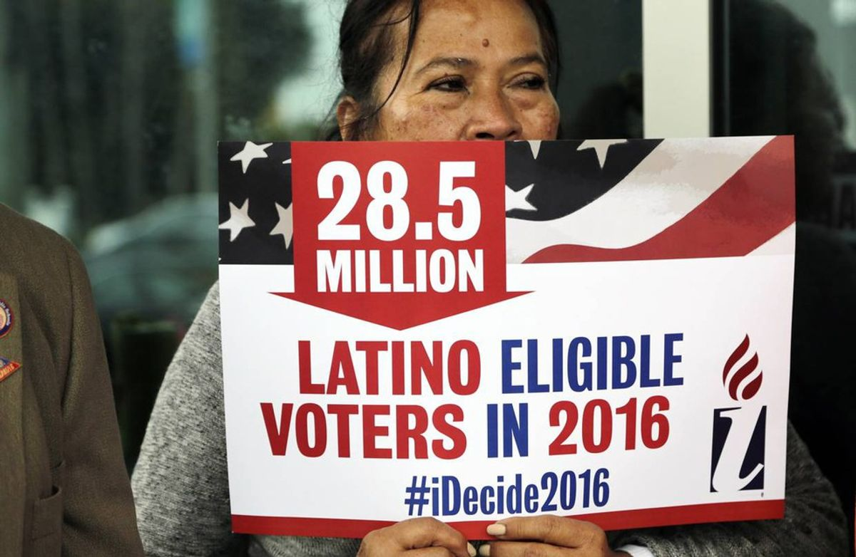 Elections 2016: A Latina's Perspective