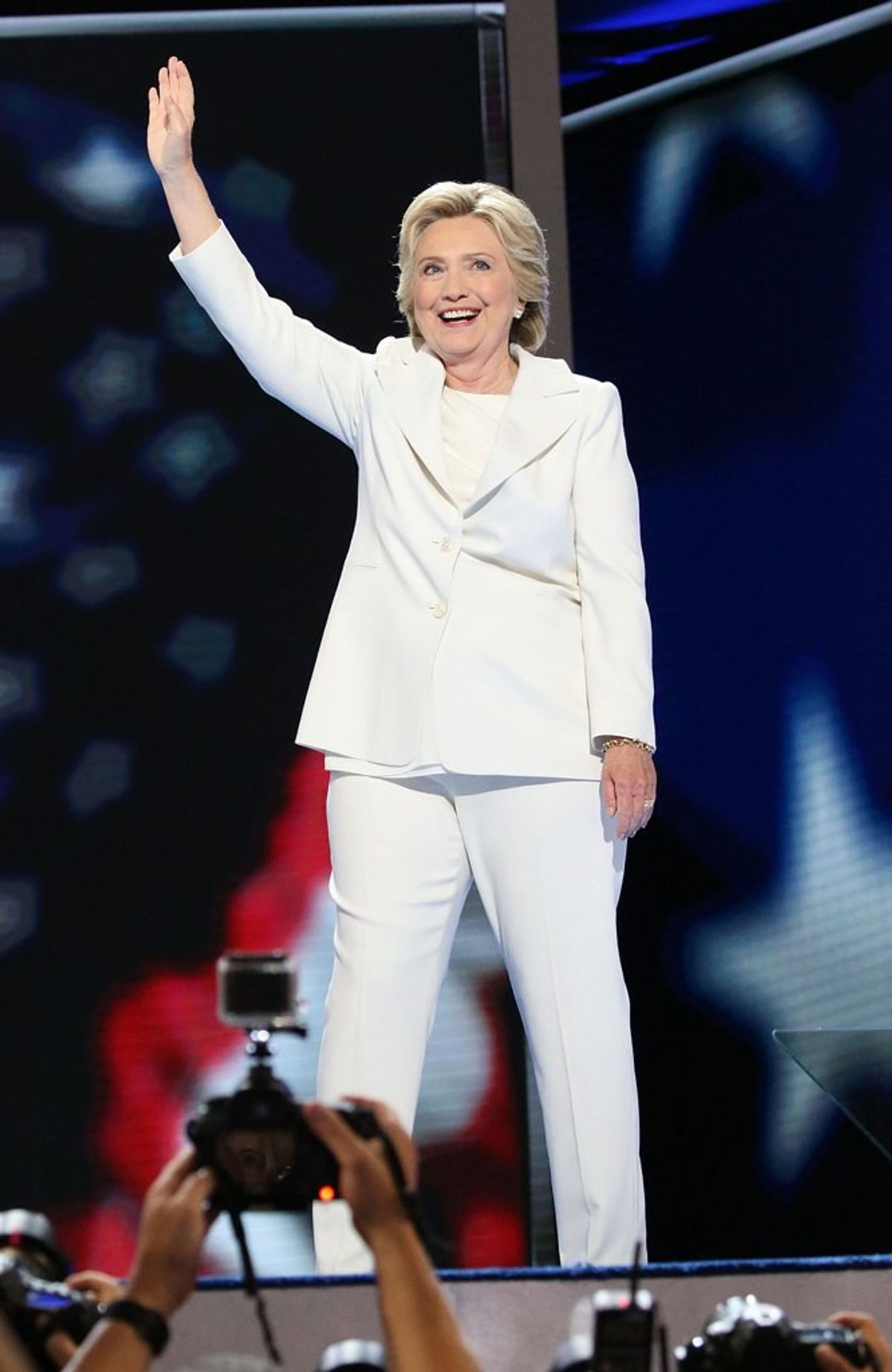 I Want A Woman President, But Not This Woman.