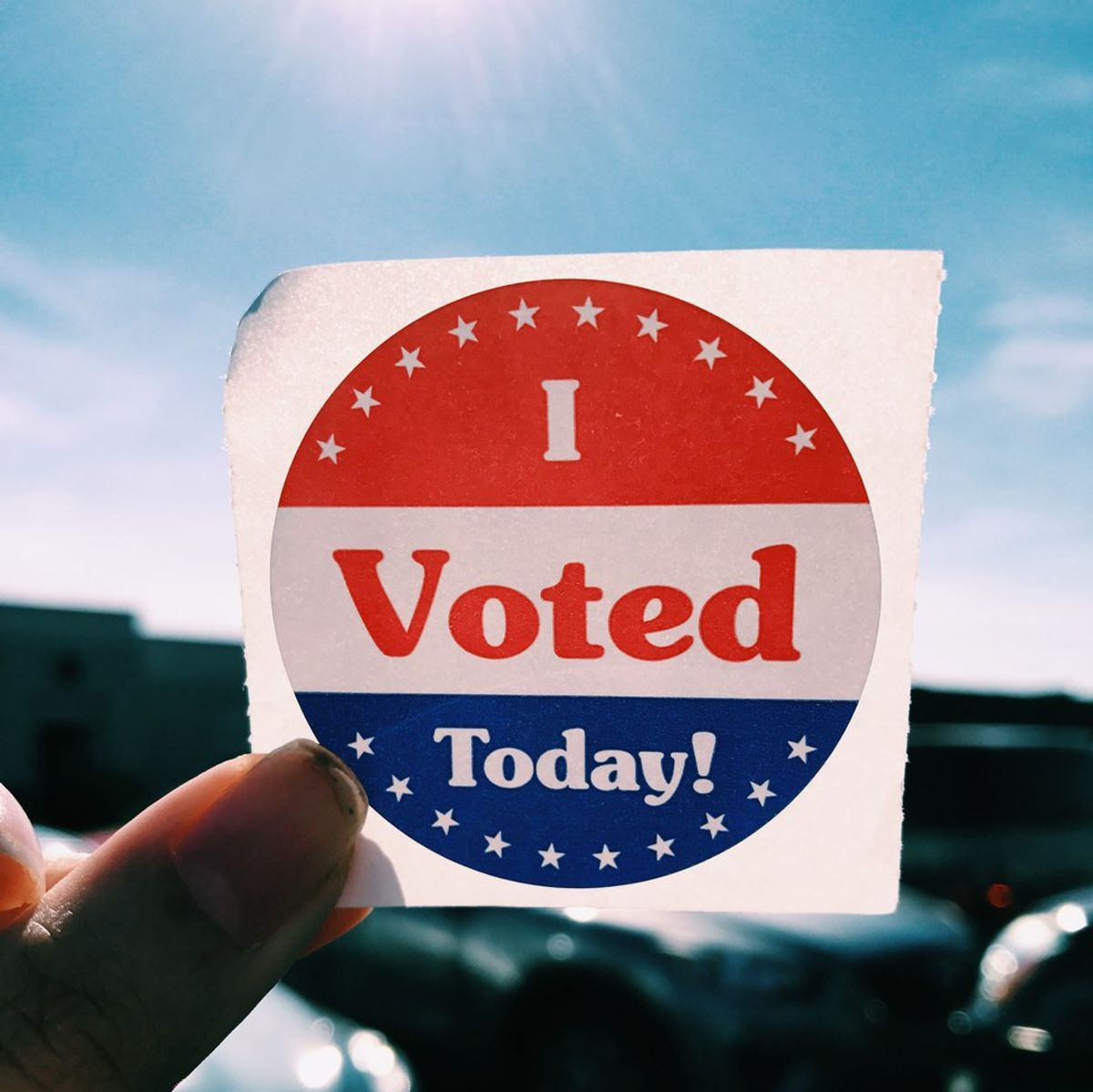 What It Was Like Voting For The First Time