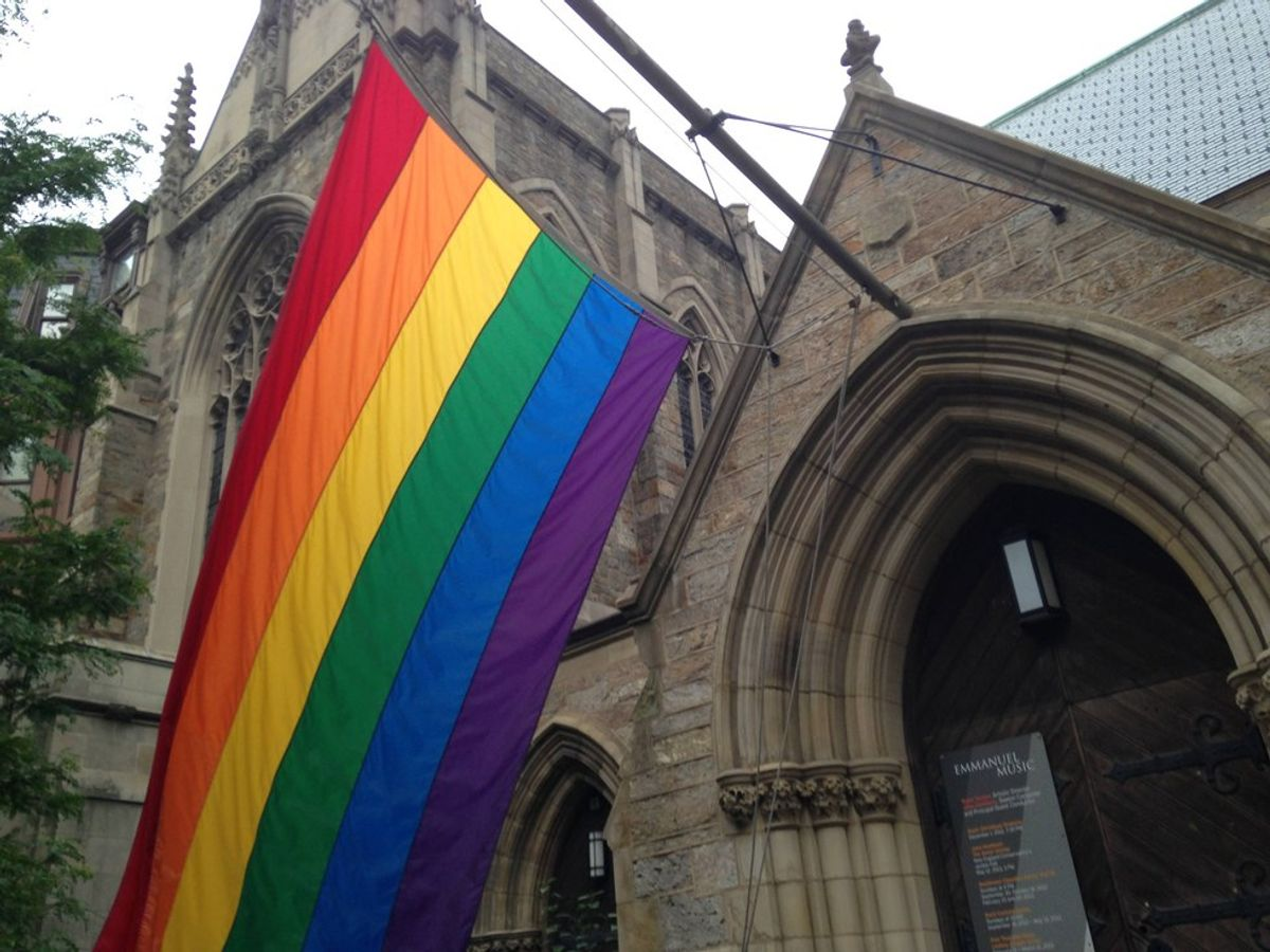 Homosexuality and Christianity