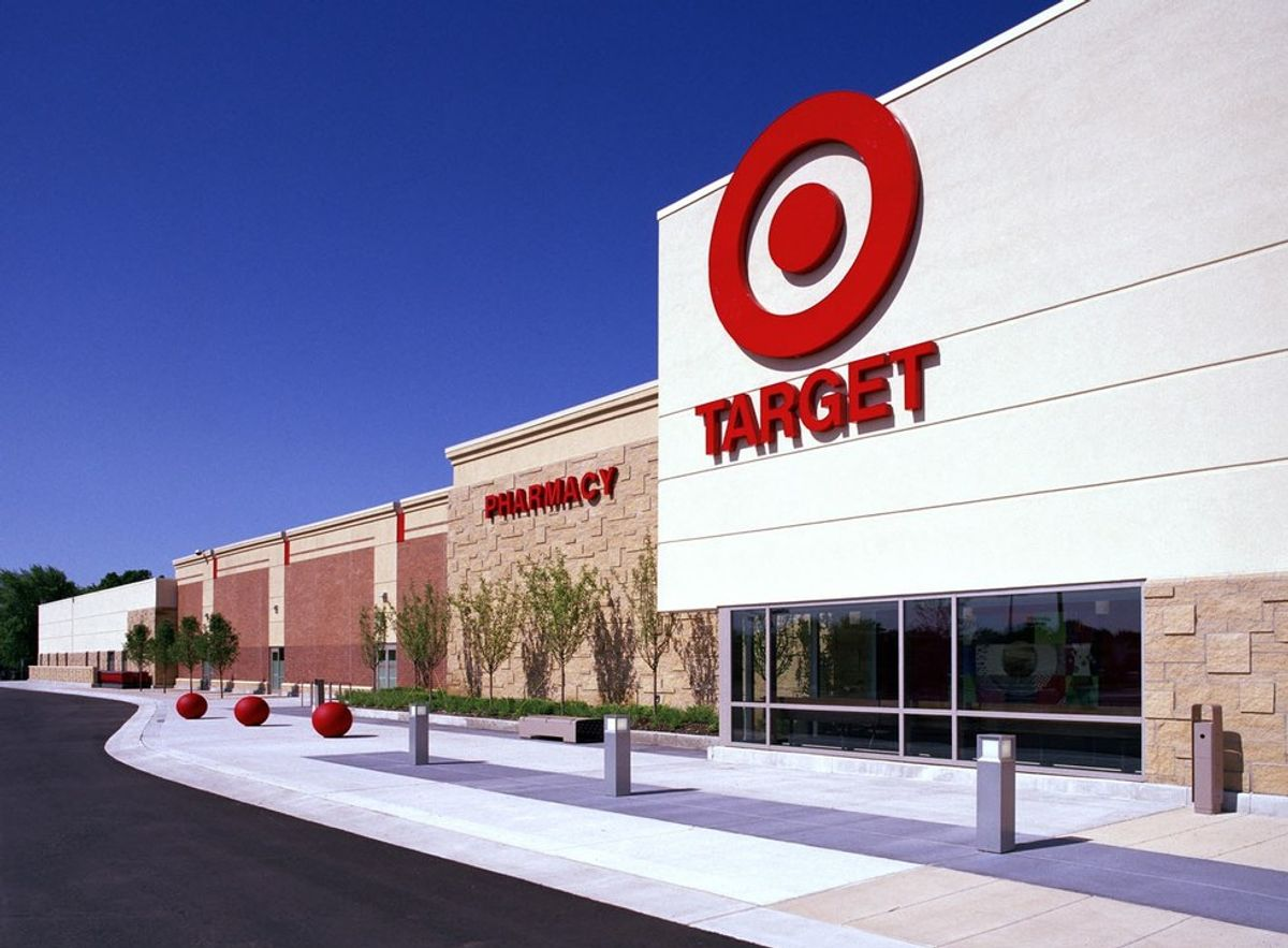 The Five Stages of Shopping at Target