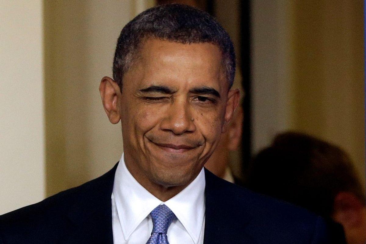 Obama's Sickest Moments