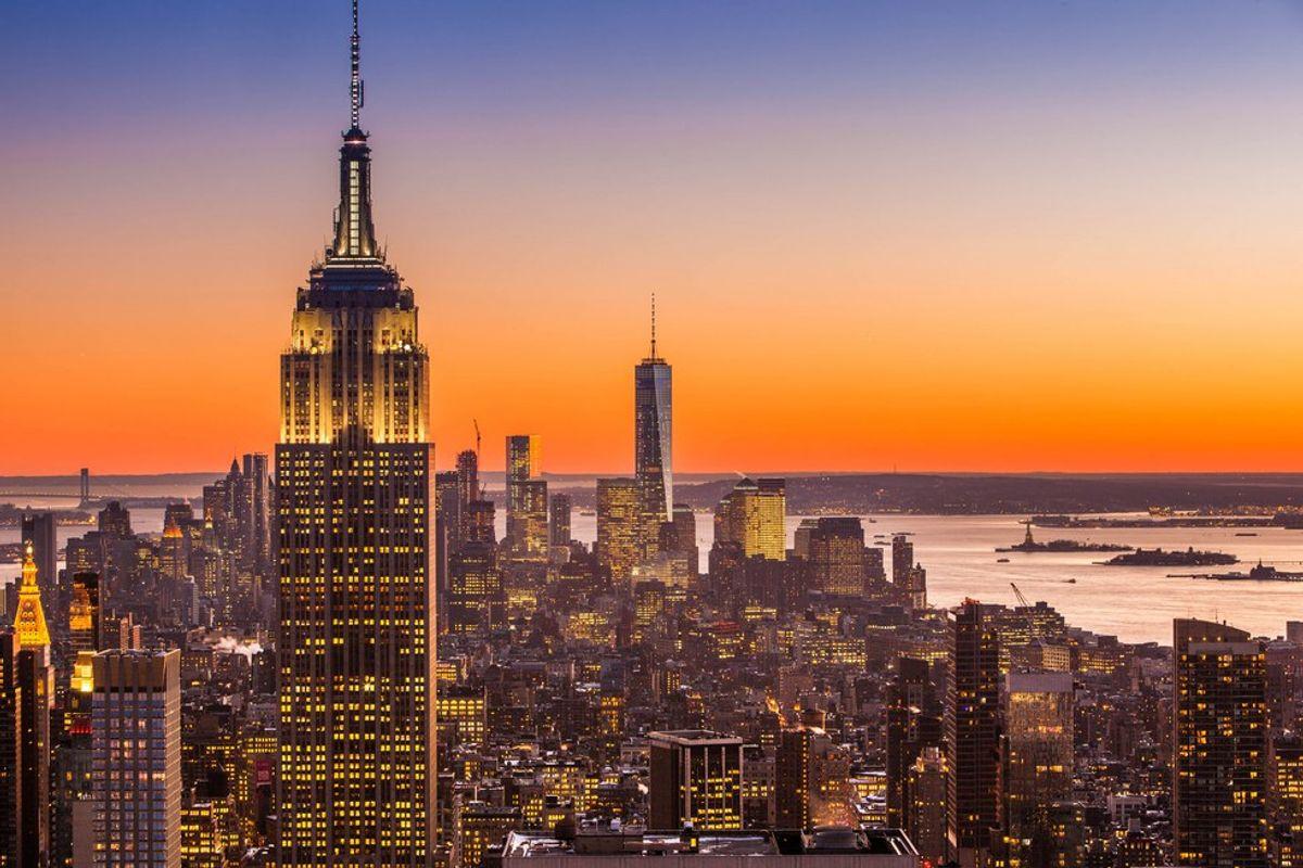 My New York Minute