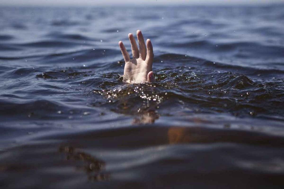 Drowning In Deep Water