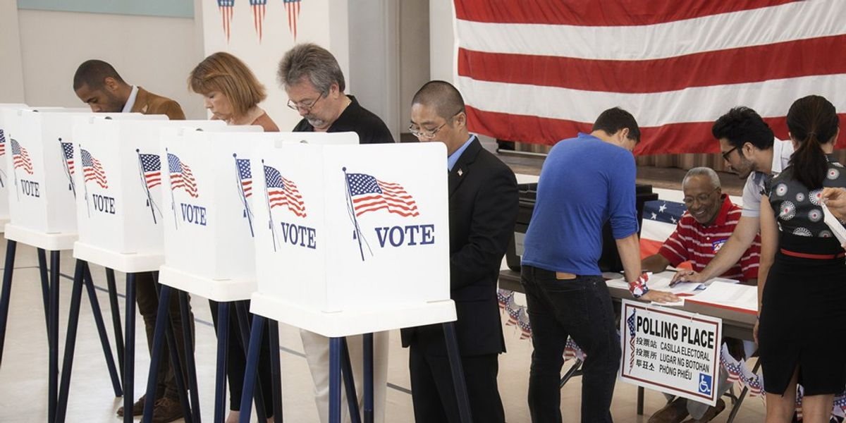 What Voting Has Taught Me