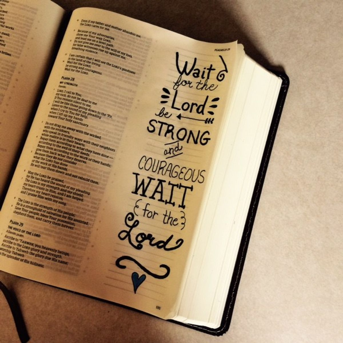 What To Do When God Says Wait