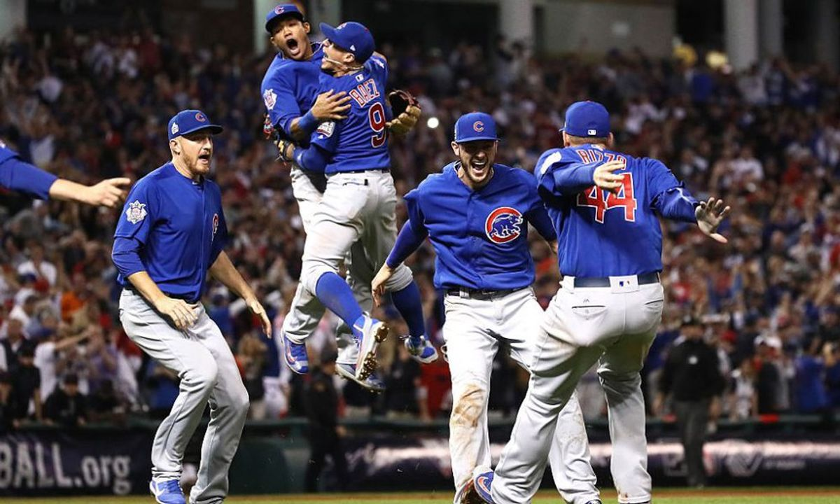 The World Series And The Cubbies