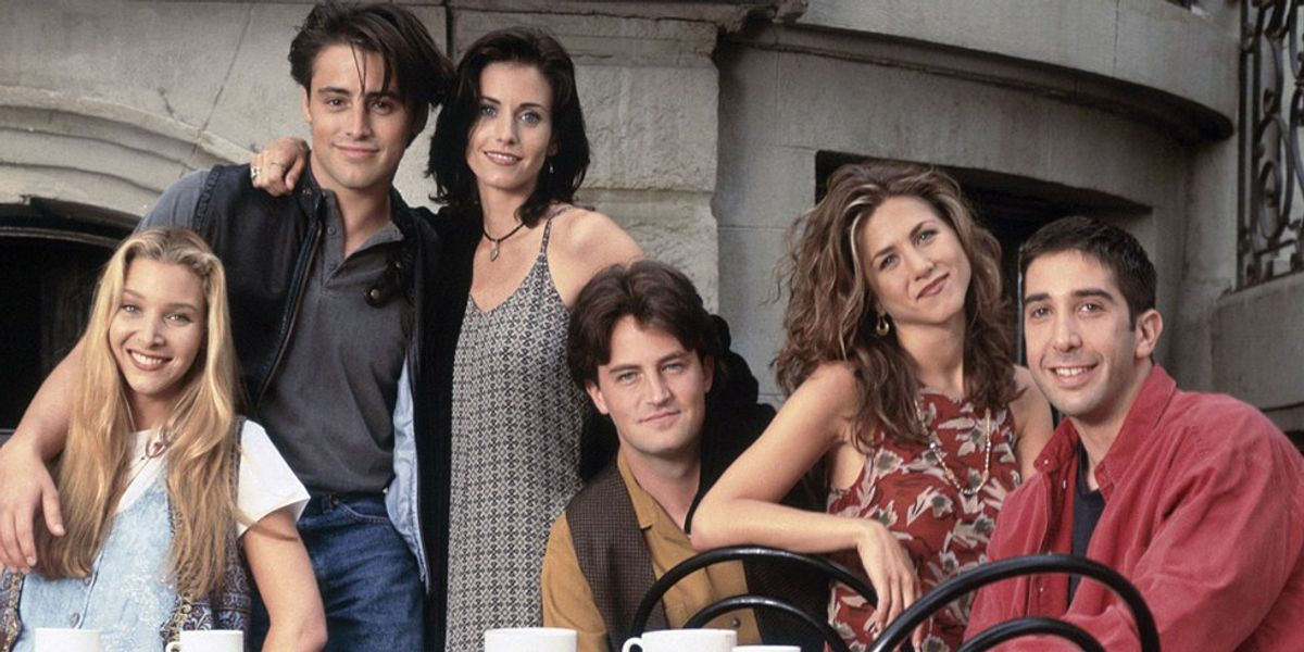 """What Watching """"Friends"""" Taught Me About Loving People"""