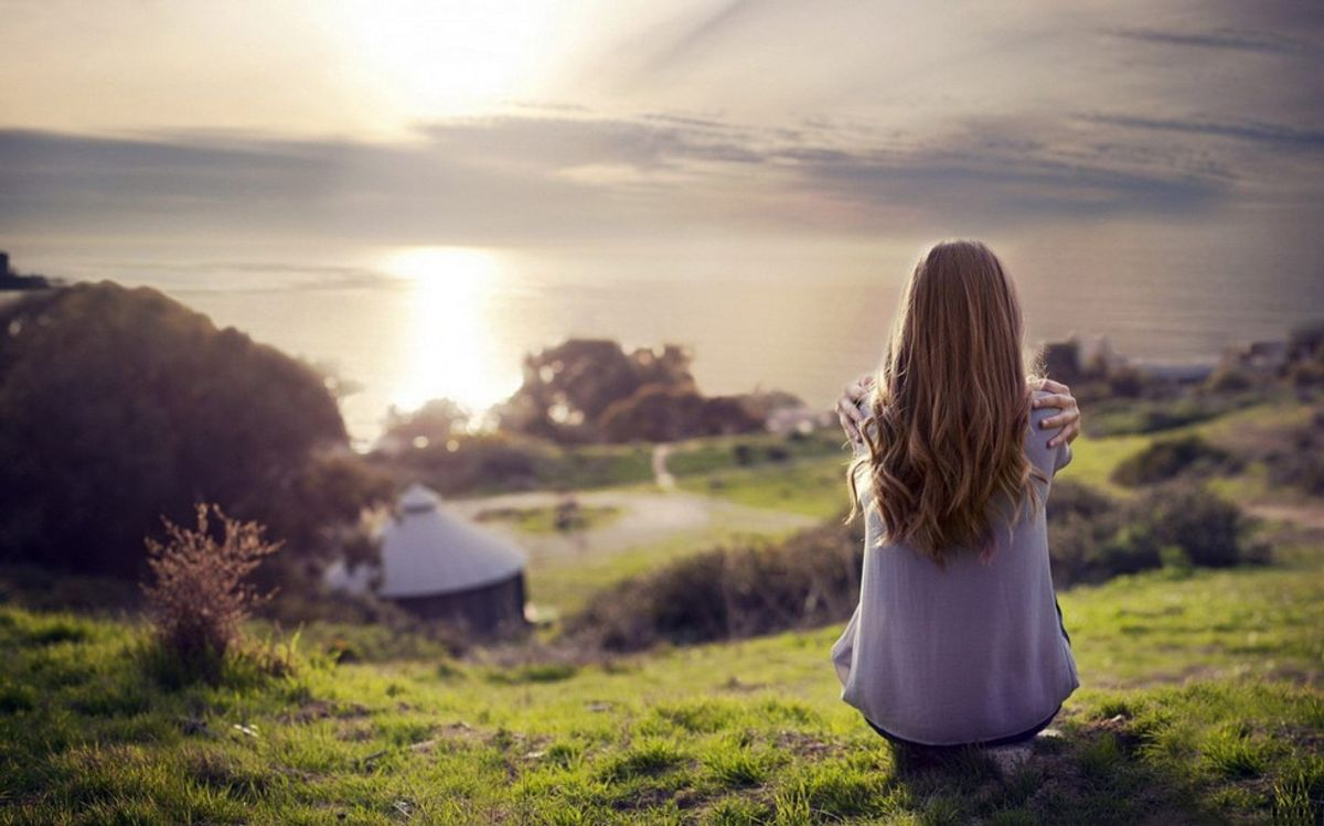 To The Person Who Loves Being Alone