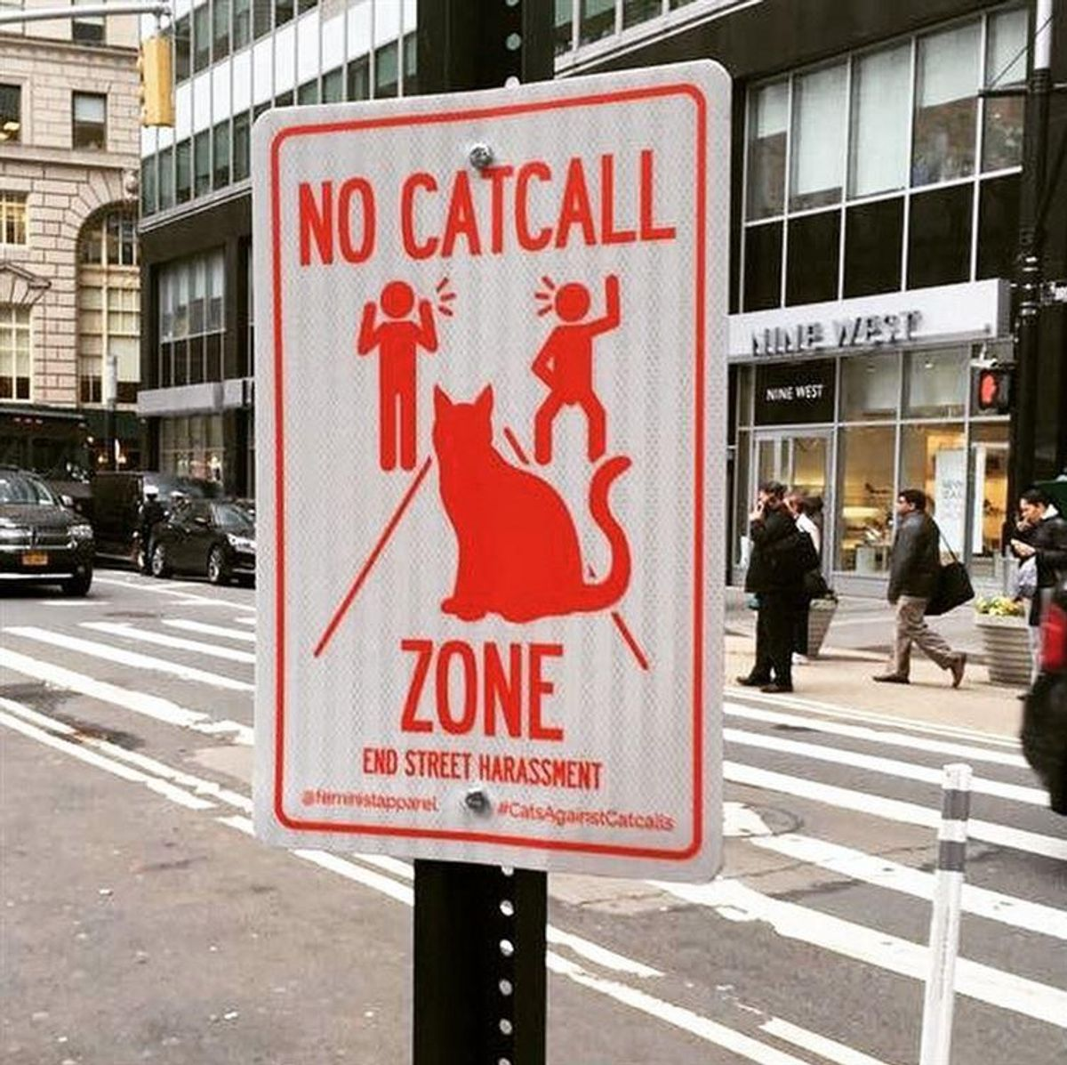 I Was Catcalled