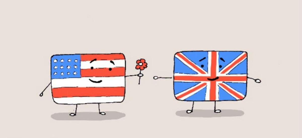 Musings Of A Brit In The United States